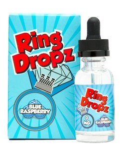 Ring Dropz e-Liquid Rasberry Box
