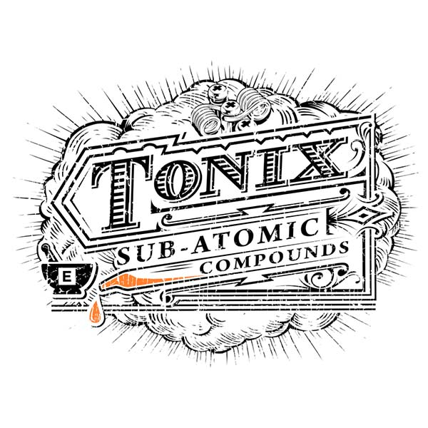 TONIX e-Liquid- Latest 73% VG from Element= HUGE CLOUDS!