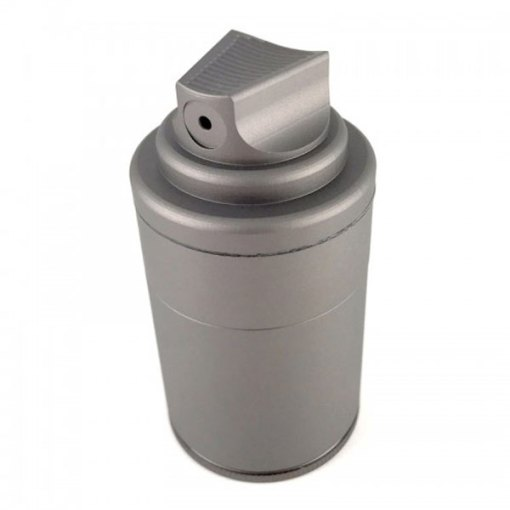 Santa Cruz Shredder Spray Grinder Matte Gray