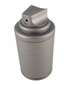 Santa Cruz Shredder Spray Grinder Matte Gray