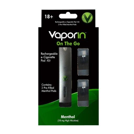 Vaporin On The Go Pod Kit