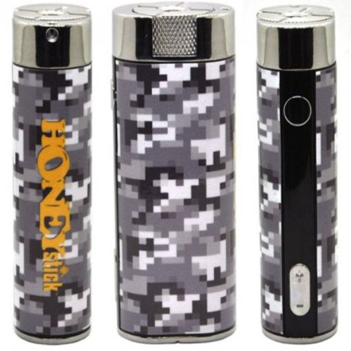honeystick 2 in 1 defender vape kit camo winter