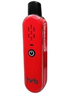 Honeystick HRB Dry Herb Vaporizer Red