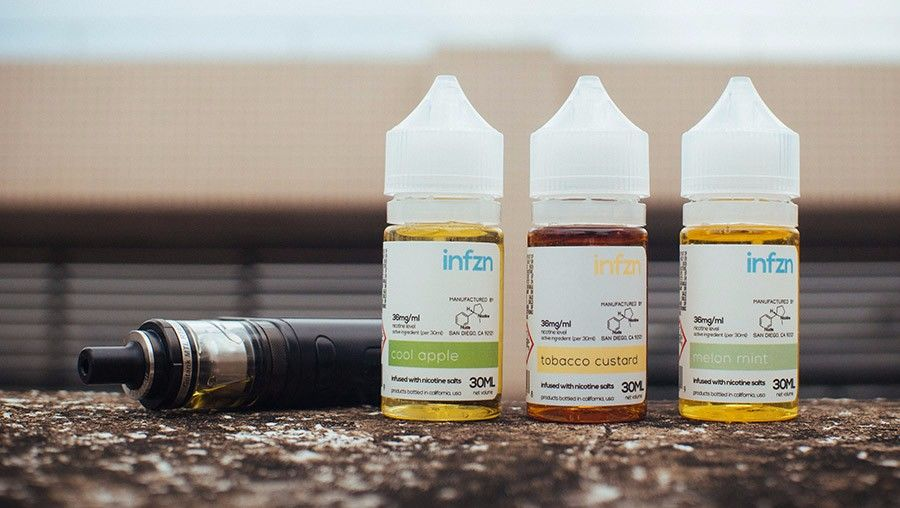INFZN series vape oil/ e-liquid