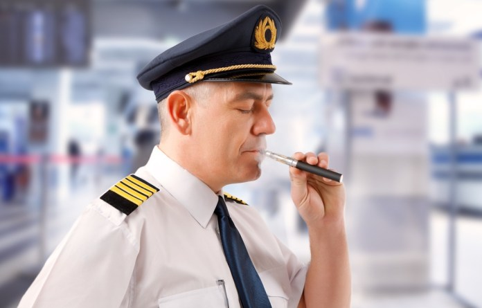 Vaping Devices plane
