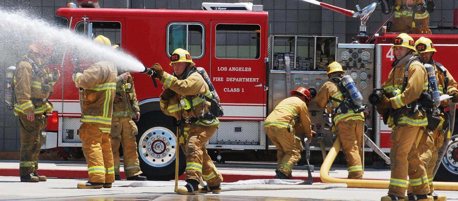 fire department cigarette