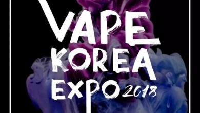 South Korea's Vape Exhibition in September 2018