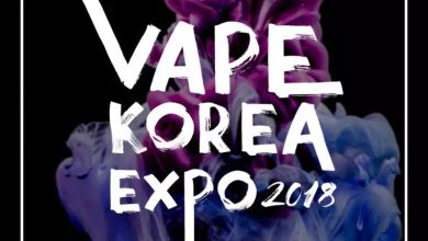 South Korea's Vape Exhibition in September 2018
