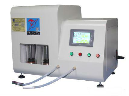 Vape inhalation resistance tester
