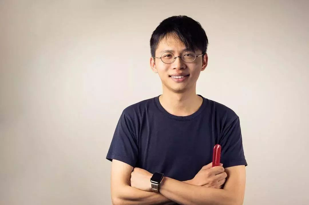 Laan's founder and CEO Zhu Yaxuan