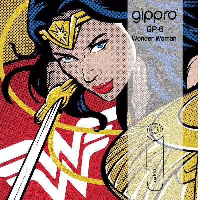 gippro GP6 dc wonder woman