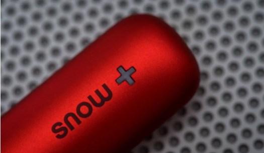 Snow+/Snowplus vape review