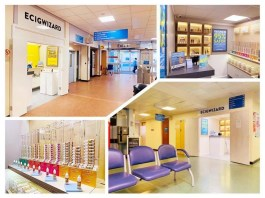 UK e-cigarette retail stores open in hospitals for reducing smoking