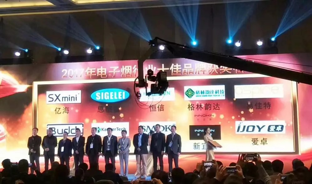 iJoy founder Wang Xizhi
