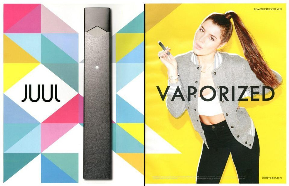 JUUL CEO apologize