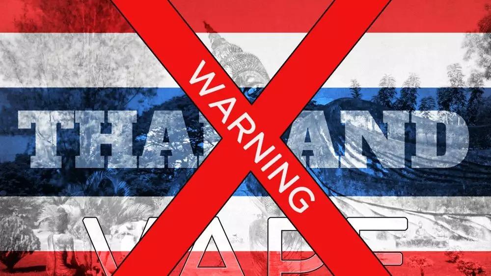 Thailand e-cigarette ban