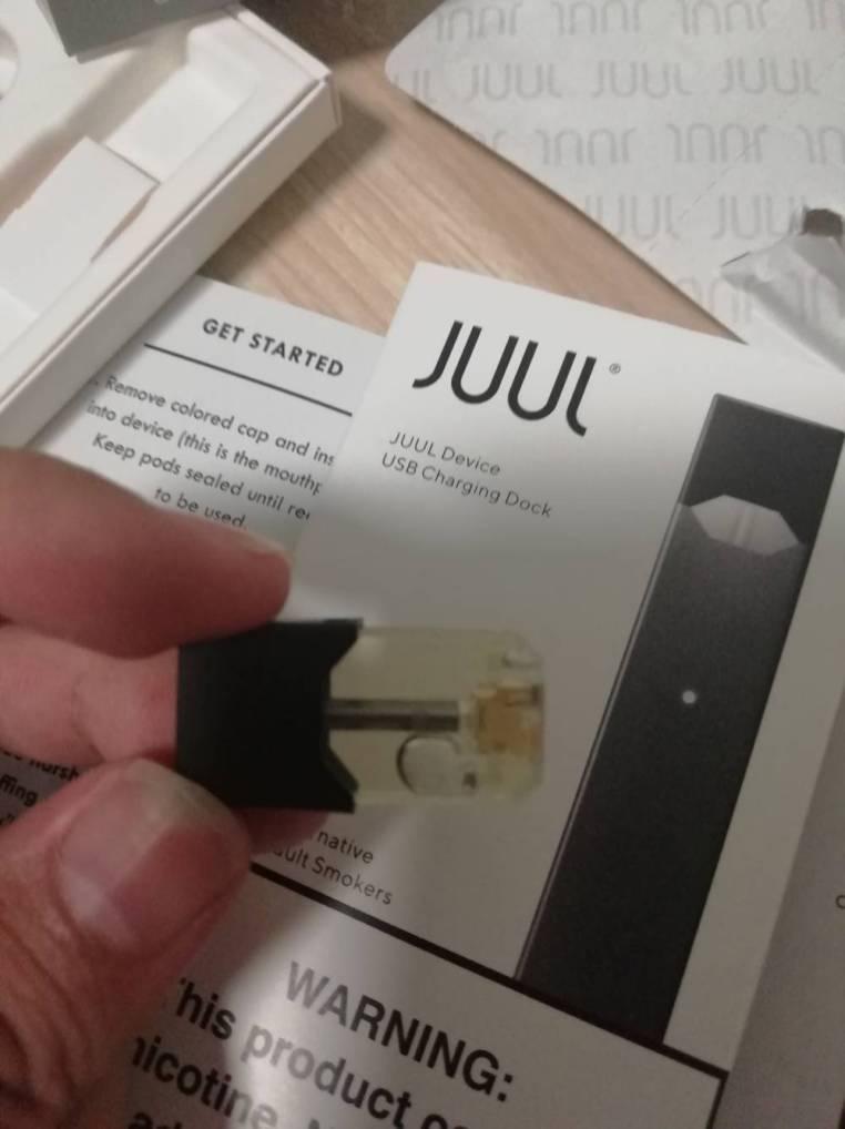 juul starter kit review