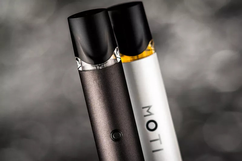 MOTI e-cigarette closed $ 50 million Series A financing round