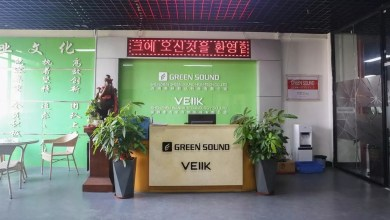 Green Sound technology successfully passed ISO9001 quality management system certification