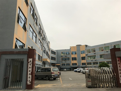 Litai hi tech intelligent industrial park, located in Huangpu Road, Shajing, Shenzhen, has no way to know from the appearance that there is an vape production factory inside.