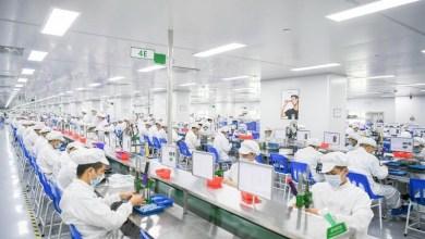 Explore e-cigarette factory