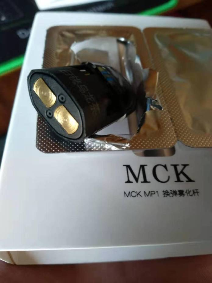 MCK, the return of the king