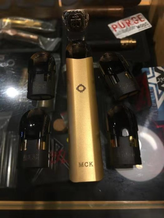 MCK mp1 pod system review