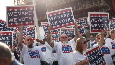 CDC: it is clear that lung disease is not related to nicotine vapes