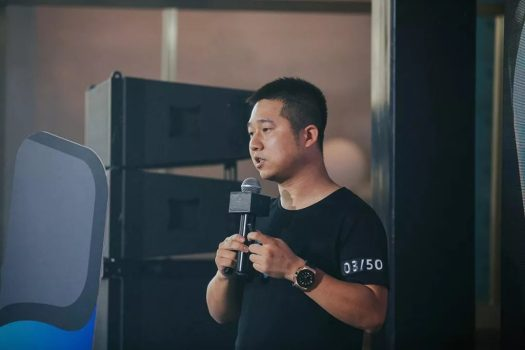 President Liao, founder and CEO of oneejoy brand