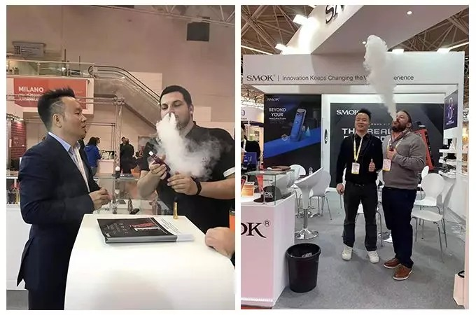 SMOK won Golden Leaf award at TABEXPO 2019 Amsterdam