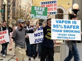 Trump tweeted, will meet with vaping industry representatives - the U.S. flavor ban is expected to ease!