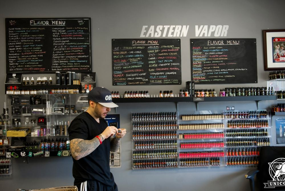 Vapes are sold well online on the first day of the announcement from China Tobacco
