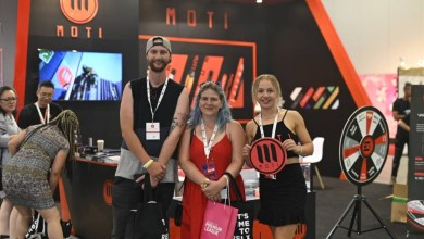 MOTI Shows up Vape Expo Oceania with the portable OS device