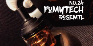 FUMYTECH RoseMTL atomizer review