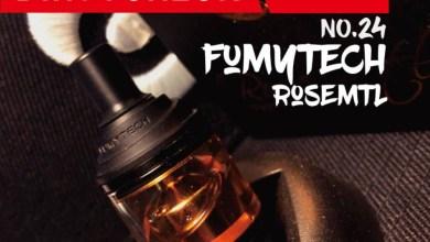 FUMYTECH RoseMTL atomizer review