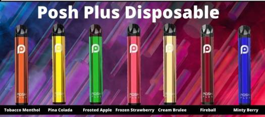 Posh Plus Disposable