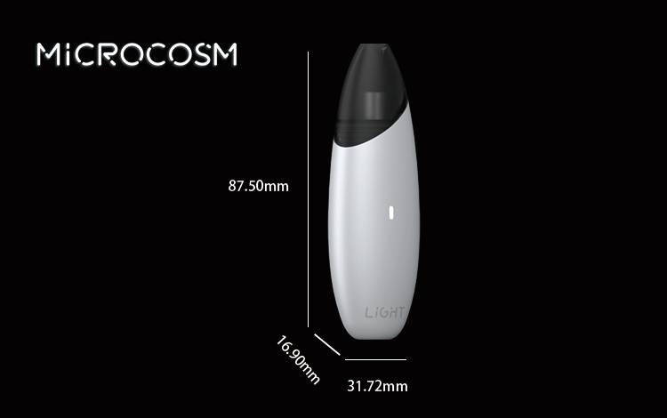 LiGHT Made Simple: Review of Microcosm LiGHT VapePod