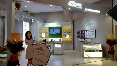 Mystlabs opens eight stores in eight cities in China at the same time