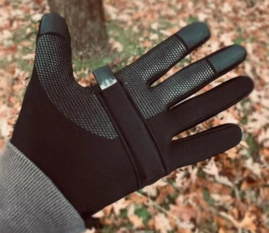 The gloves that can hold the electronic cigarette are coming out