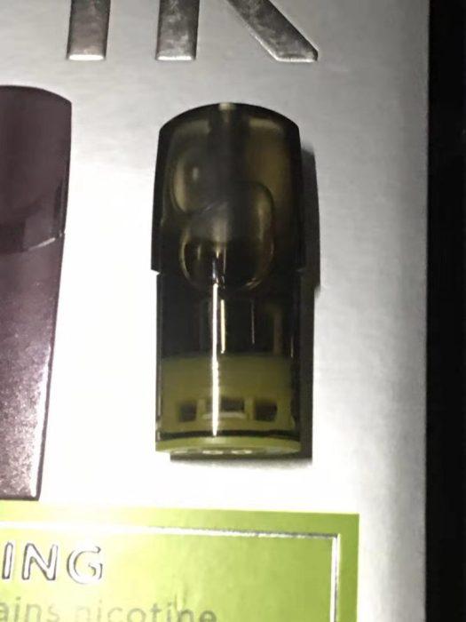 GMK M1 cartridge-based starter kit pod vape review