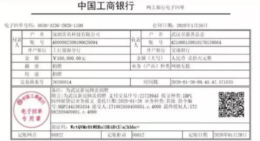 MOTI donates for Wuhan coronavirus epidemic