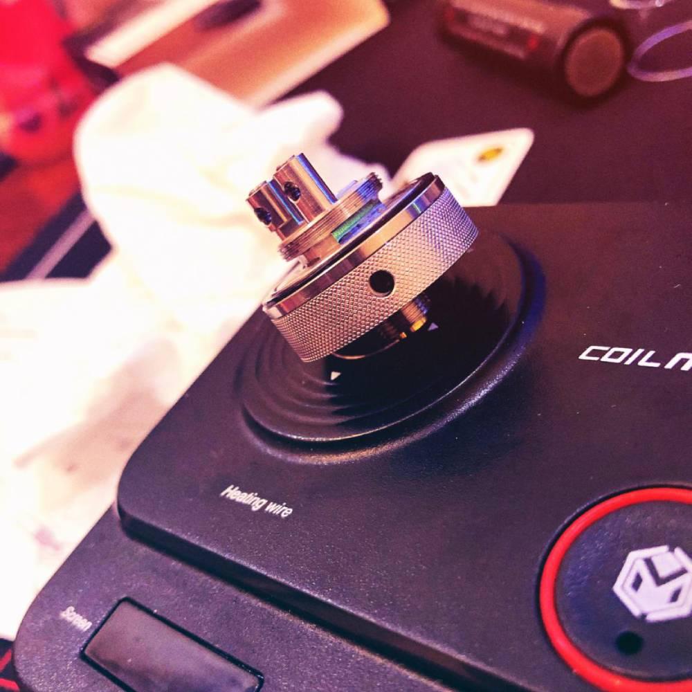Coilart BLAZAR MTL KIT review - DirtyCheck NO.31