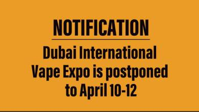 dubai international vape expo