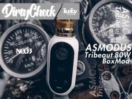 Asmodus Tribeaut 80W Box Mod Review