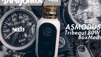 Asmodus Tribeaut 80W Box Mod Review