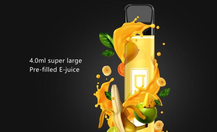 4.0ml super large prefilled e juice