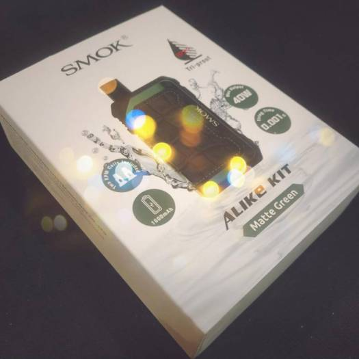 SMOK ALIKE KIT review