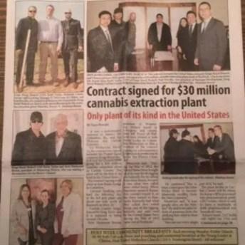 Keith Taylor: The Kentucky Hemp Fall Guy - CBD Business in USA