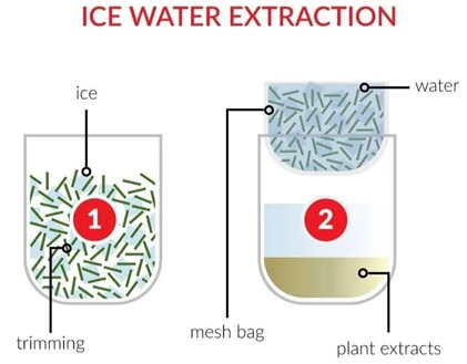 Drikold extraction