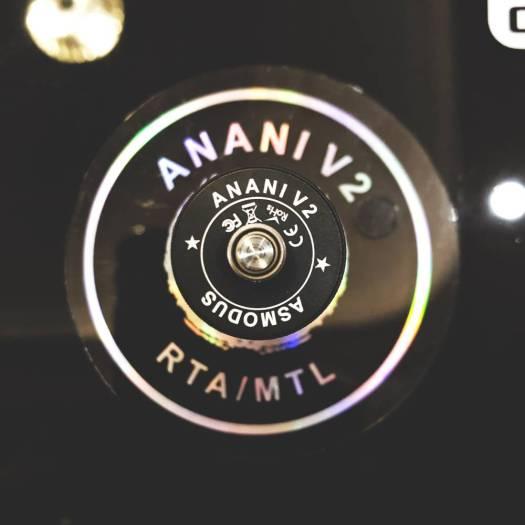 ASMODUS ANANI V2 RTA/MTL review